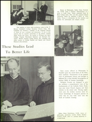 Page 69, 1960 Edition, Saint Bede Academy - Via Baeda Yearbook (Peru, IL) online yearbook collection