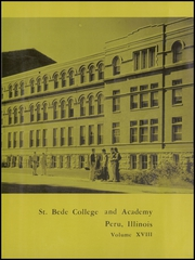 Page 7, 1960 Edition, Saint Bede Academy - Via Baeda Yearbook (Peru, IL) online yearbook collection