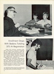 Page 18, 1972 Edition, Saint Bede Academy - Via Baeda Yearbook (Peru, IL) online yearbook collection
