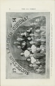 Page 14, 1911 Edition, Vermont High School - Comet Yearbook (Vermont, IL) online yearbook collection