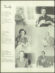 Page 10, 1953 Edition, Henning Community High School - Memories Yearbook (Henning, IL) online yearbook collection