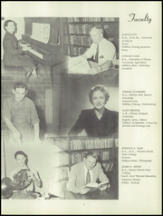 Page 11, 1953 Edition, Henning Community High School - Memories Yearbook (Henning, IL) online yearbook collection
