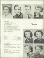Page 13, 1953 Edition, Henning Community High School - Memories Yearbook (Henning, IL) online yearbook collection