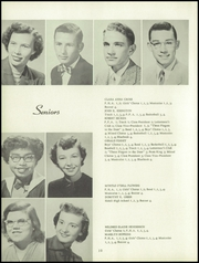 Page 14, 1953 Edition, Henning Community High School - Memories Yearbook (Henning, IL) online yearbook collection