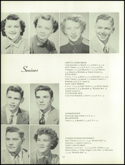Page 16, 1953 Edition, Henning Community High School - Memories Yearbook (Henning, IL) online yearbook collection