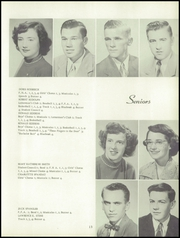 Page 17, 1953 Edition, Henning Community High School - Memories Yearbook (Henning, IL) online yearbook collection