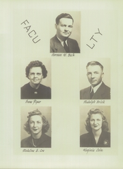 Page 13, 1946 Edition, Hoyleton High School - Hoyletonian Yearbook (Hoyleton, IL) online yearbook collection