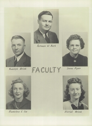 Page 15, 1947 Edition, Hoyleton High School - Hoyletonian Yearbook (Hoyleton, IL) online yearbook collection