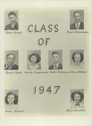 Page 17, 1947 Edition, Hoyleton High School - Hoyletonian Yearbook (Hoyleton, IL) online yearbook collection