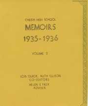 Page 5, 1936 Edition, Oneida Community High School - Mohawk Yearbook (Oneida, IL) online yearbook collection
