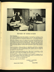 Page 11, 1937 Edition, Lyons Township Junior College - Tower Yearbook (La Grange, IL) online yearbook collection