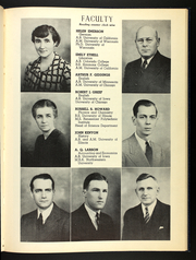 Page 13, 1937 Edition, Lyons Township Junior College - Tower Yearbook (La Grange, IL) online yearbook collection