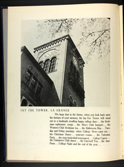 Page 6, 1937 Edition, Lyons Township Junior College - Tower Yearbook (La Grange, IL) online yearbook collection