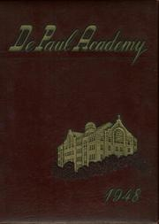 Page 1, 1948 Edition, DePaul Academy - Annual Yearbook (Chicago, IL) online yearbook collection