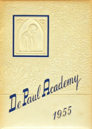 Page 1, 1955 Edition, DePaul Academy - Annual Yearbook (Chicago, IL) online yearbook collection