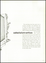 Page 11, 1955 Edition, DePaul Academy - Annual Yearbook (Chicago, IL) online yearbook collection
