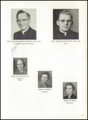 Page 15, 1955 Edition, DePaul Academy - Annual Yearbook (Chicago, IL) online yearbook collection