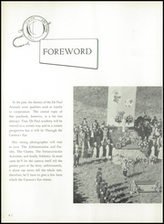 Page 8, 1955 Edition, DePaul Academy - Annual Yearbook (Chicago, IL) online yearbook collection