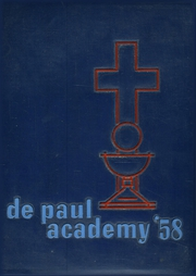 DePaul Academy - Annual Yearbook (Chicago, IL) online yearbook collection, 1958 Edition, Page 1