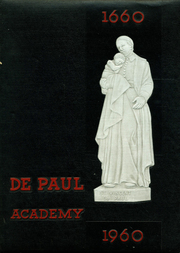 Page 1, 1960 Edition, DePaul Academy - Annual Yearbook (Chicago, IL) online yearbook collection