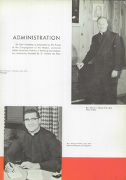 Page 11, 1960 Edition, DePaul Academy - Annual Yearbook (Chicago, IL) online yearbook collection