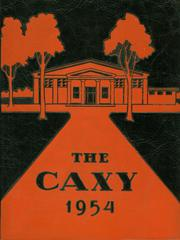 Lake Forest Academy - Caxy Yearbook (Lake Forest, IL) online yearbook collection, 1954 Edition, Page 1
