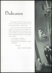 Page 8, 1955 Edition, Lake Forest Academy - Caxy Yearbook (Lake Forest, IL) online yearbook collection