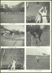 Page 139, 1958 Edition, Lake Forest Academy - Caxy Yearbook (Lake Forest, IL) online yearbook collection