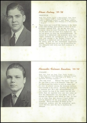 Page 37, 1958 Edition, Lake Forest Academy - Caxy Yearbook (Lake Forest, IL) online yearbook collection