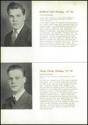 Page 38, 1958 Edition, Lake Forest Academy - Caxy Yearbook (Lake Forest, IL) online yearbook collection