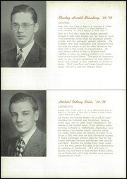Page 40, 1958 Edition, Lake Forest Academy - Caxy Yearbook (Lake Forest, IL) online yearbook collection