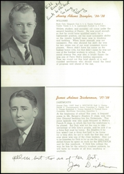 Page 44, 1958 Edition, Lake Forest Academy - Caxy Yearbook (Lake Forest, IL) online yearbook collection