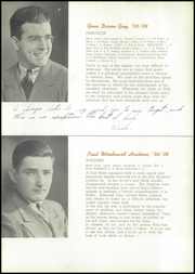 Page 47, 1958 Edition, Lake Forest Academy - Caxy Yearbook (Lake Forest, IL) online yearbook collection