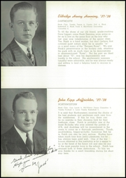 Page 48, 1958 Edition, Lake Forest Academy - Caxy Yearbook (Lake Forest, IL) online yearbook collection
