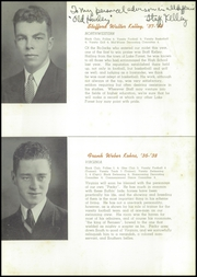 Page 51, 1958 Edition, Lake Forest Academy - Caxy Yearbook (Lake Forest, IL) online yearbook collection
