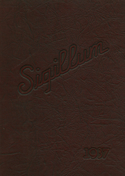 1937 Edition, Latin School of Chicago - Sigillum Yearbook (Chicago, IL)
