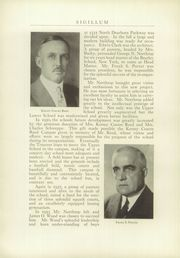 Page 14, 1938 Edition, Latin School of Chicago - Sigillum Yearbook (Chicago, IL) online yearbook collection