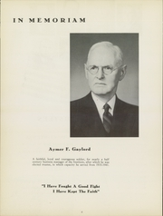 Page 10, 1941 Edition, Moody Bible Institute - Arch Yearbook (Chicago, IL) online yearbook collection