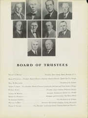 Page 11, 1941 Edition, Moody Bible Institute - Arch Yearbook (Chicago, IL) online yearbook collection
