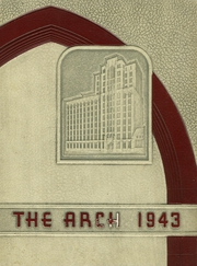 1943 Edition, Moody Bible Institute - Arch Yearbook (Chicago, IL)