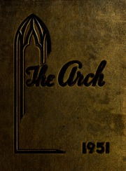 1951 Edition, Moody Bible Institute - Arch Yearbook (Chicago, IL)
