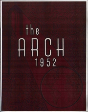 Page 1, 1952 Edition, Moody Bible Institute - Arch Yearbook (Chicago, IL) online yearbook collection