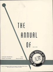 Page 7, 1952 Edition, Moody Bible Institute - Arch Yearbook (Chicago, IL) online yearbook collection