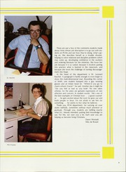 Page 9, 1987 Edition, Moody Bible Institute - Arch Yearbook (Chicago, IL) online yearbook collection