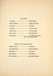 Page 15, 1947 Edition, Alma School - Alma Mater Yearbook (Alma, IL) online yearbook collection