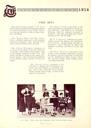 Page 16, 1936 Edition, Joliet Junior College - Shield Yearbook (Joliet, IL) online yearbook collection