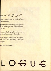 Page 9, 1936 Edition, Joliet Junior College - Shield Yearbook (Joliet, IL) online yearbook collection