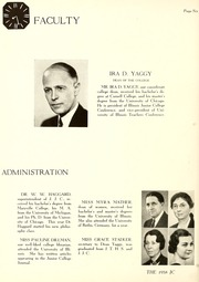 Page 10, 1938 Edition, Joliet Junior College - Shield Yearbook (Joliet, IL) online yearbook collection
