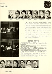 Page 11, 1938 Edition, Joliet Junior College - Shield Yearbook (Joliet, IL) online yearbook collection