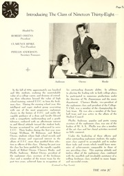 Page 14, 1938 Edition, Joliet Junior College - Shield Yearbook (Joliet, IL) online yearbook collection